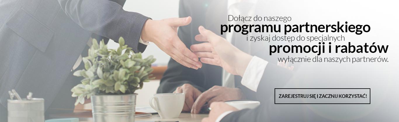 Dołącz do programu partnerskiego